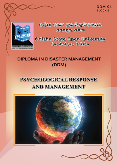 Psychological Response and Management