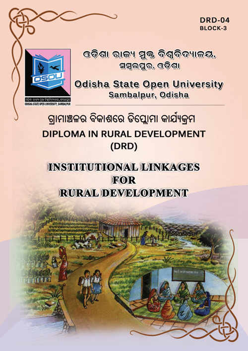 Institutional Linkages For Rural Development
