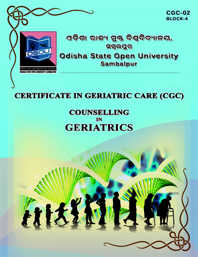 Geriatric Care Nursing - Counselling in Geriatrics