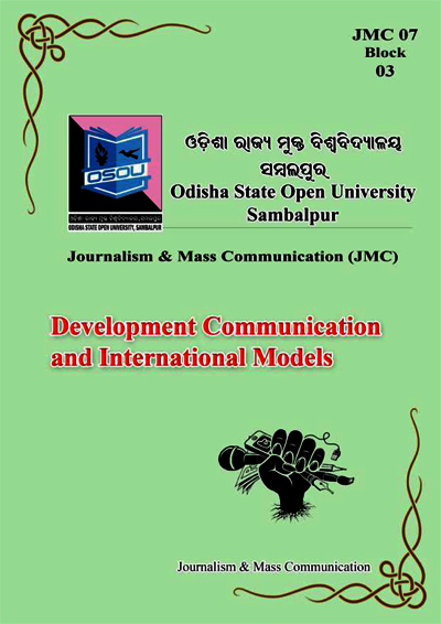 Development Communication and International Models